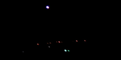 UFO sighting filmed over Hanover, Germany – 21st March 2016
