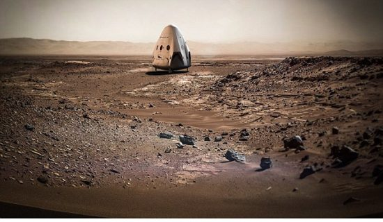 SpaceX plans to go to Mars as soon as 2018