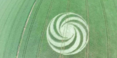 New crop circle discovered in Germany – 15th May 2016