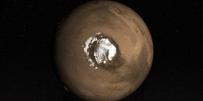 Mars may have had ICE AGES similar to Earth