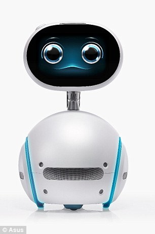 'Zenbo is a friendly and capable home robot designed to provide assistance, entertainment, and companionship to families and meant to address the needs of each family member in this ubiquitous computing era,' the firm said.