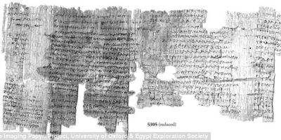 Ancient Egyptian spellbook discovered