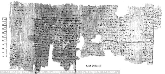 Researchers have uncovered numerous magical formulas which may once have been used in hopes to tamper with fate, requiring a person simply add the name of their target in order to lay a curse. The papyrus pictured above contains an ancient love spell