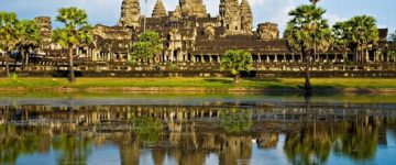 1,400-year-old lost city discovered hidden under Cambodian jungle