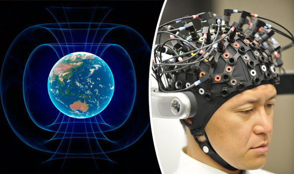 Human's may be able to navigate the globe using its magnetic field