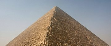 Scans using 'cosmic particles' to reveal secrets of the Great Pyramid of Giza