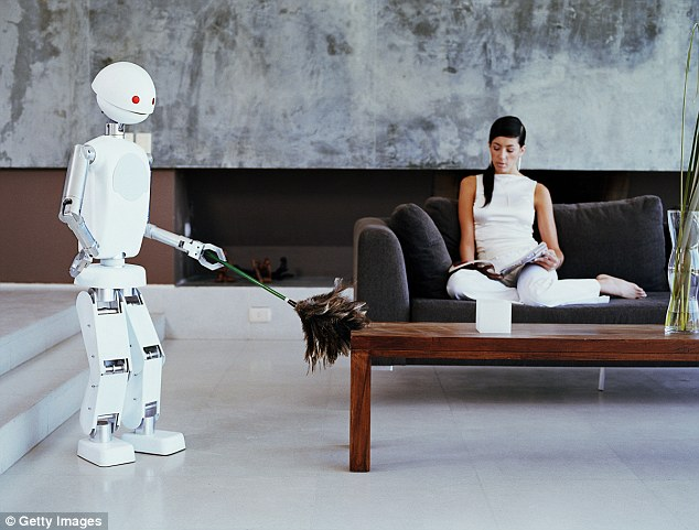 Open AI, a non-profit founded by Elon Musk and president of start-up incubator Y Combinator, Sam Altman, plans to use 'off the shelf' robots rather than building them from scratch, tweaking the robots to become mechanical maids