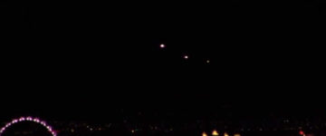 UFO sighting filmed over Las Vegas, Nevada – June 3rd 2016
