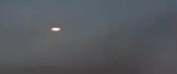 UFO Sighting Filmed Over Florida – April 2016