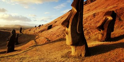 Do Easter Island's statues hold the secrets of the fountain of youth?