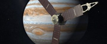 Nasa probe makes history as it enters into Jupiter's orbit after epic 1.8 BILLION mile journey
