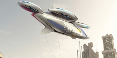 Airbus is developing self-FLYING taxis