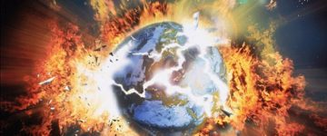 Conspiracy theorists claim world will end next month