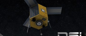 Asteroid mining spacecraft unveiled
