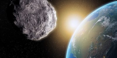 Earth just had a near miss with a 180ft asteroid