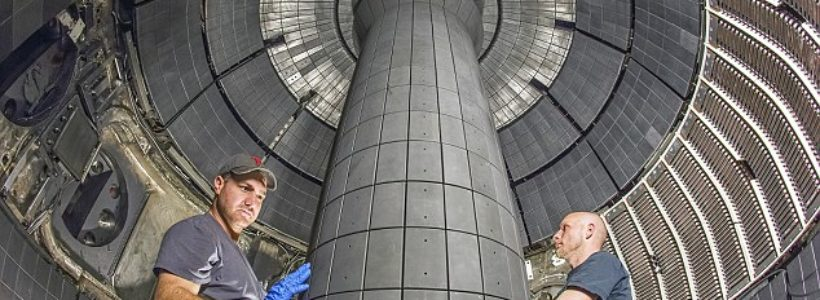 US developing compact fusion plants to provide limitless energy