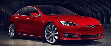 Tesla shows new 'ludicrous mode' that can go from 0-60mph in just 2.5 seconds