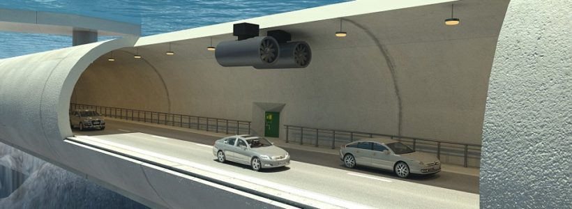 Norway to build underwater floating tunnels