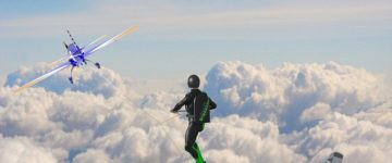 'Wakeboarding' in the sky comes closer to reality as WingBoard passes first test