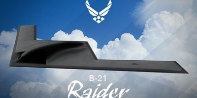 US Air Force releases first details of top secret B-21 Raider