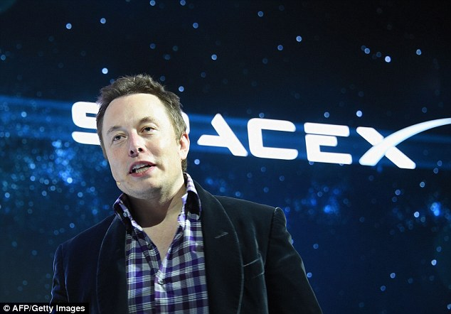 The world watched in horror as the SpaceX Falcon 9 burst into flames on the Cape Canaveral launch pad during a routine check for its long awaited trip to space. A brokenhearted Elon Musk (pictured), SpaceX CEO, said the blast originated around the upper stage oxygen tank, but what caused it still remains a mystery