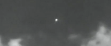 UFO sighting filmed over Queensland, Australia – 30th Aug 2016
