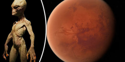 Scientists find spot on Red Planet where life CAN exist