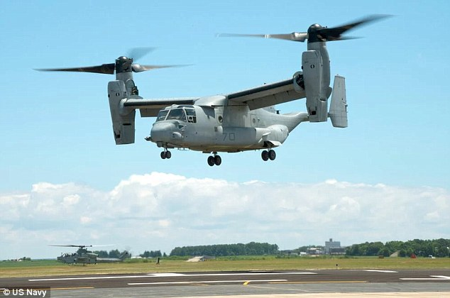 Boeing and the US military worked on the Bell Boeing V-22 Osprey (pictured(, which is a tilt-rotor military aircraft with both VTOL, and short takeoff and landing (STOL) capabilities.The final product hit the sky in 1989, but it wasn't fully introduced until 2007