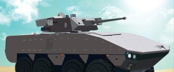 BAE is building explosion-proof military tanks that 'bounce back' into shape
