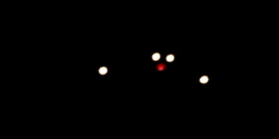 Triangle UFO Filmed Over San Diego, California – 15th Nov 2016