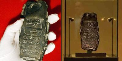 Archaeologists' discover 800-year-old mobile phone