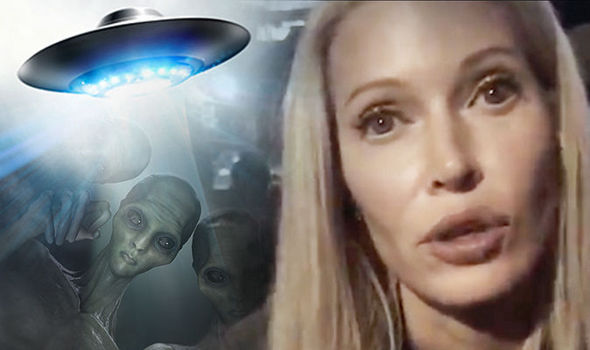 Woman Claims She Is A Alien Hybrid Paranormal Phenomena