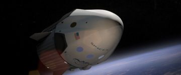 Elon Musk's SpaceX to send two private citizens to the moon in 2018