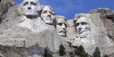 There's a secret room behind Mount Rushmore