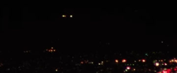 Multiple UFO sightings filmed over UFO Las Vegas, Nevada – 28th January 2017