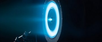 NASA tests radical electric propulsion system that could take man to Mars on a single tank of fuel