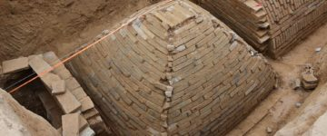 Archaeologists Discover Pyramid In China