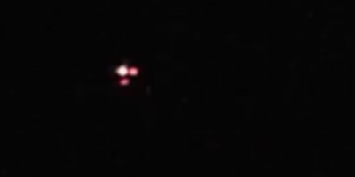 TR-3B UFO Sighting Filmed Over Canada