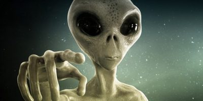 Have ALIENS lived on Earth before?