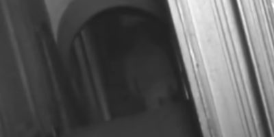 Ghost Hunters Record A 'Ghost' In An Old House