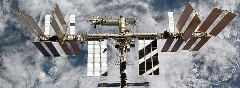 Russia hints at plans to ditch the International Space Station and build a rival base with China