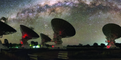 Australian scientists have confirmed Fast Radio Bursts are not coming from Earth