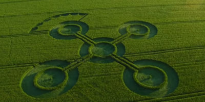 New Crop Circle Discovered In Wiltshire, UK – 21st May 2017