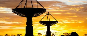 New Australian radio telescope finds mysterious 'fast radio burst' just four days after being switched on