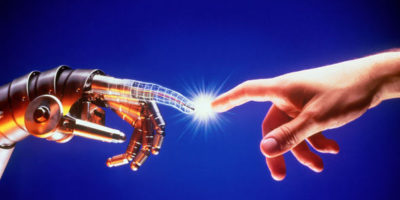 Robots to be made more HUMAN-LIKE as scientists give androids touch sensitive bionic skin