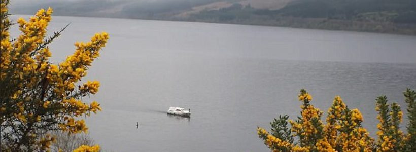 Loch Ness Monster Sighting Filmed Over Scottish lake – May 2017