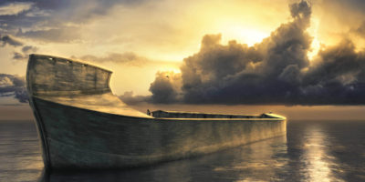 Noah's Ark finally FOUND: Researchers 99.9% certain of unprecedented Biblical discovery