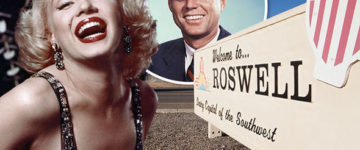 Marilyn Monroe 'murdered by CIA to stop her exposing Roswell UFO truth JFK told to her'