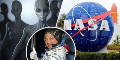 Ex-NASA commander of International Space Station says intelligent aliens ARE out there