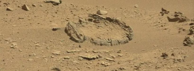 mystery rover curiosity white rock - photo #20